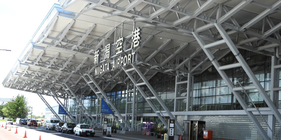 2-hour and 6-hour courses departing from Niigata Airport or Niigata Station